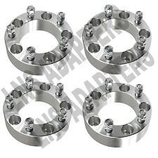 "4 pcs 2"" 5x5.5 to 5x5.5 Wheel Adapters Spacers 