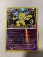 Pokemon HYPNO 36/111 - XY Furious Fists RARE Rev Holo - Nm Tcg