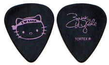 BLACK LABEL SOCIETY Guitar Pick : 2005 Mafia Tour Zakk Wylde pink Hello Kitty
