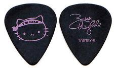 BLACK LABEL SOCIETY Guitar Pick : 2005 Mafia Tour Zakk Wylde pink Hello Kitty