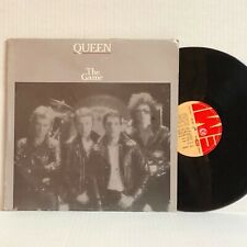 Queen THE GAME 1980 Dyna/EMI Philippines Pressing IMPORT Freddy Mercury NM