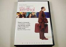 The Terminal DVD Tom Hanks, Catherine Zeta-Jones, Stanley Tucci, Chi McBride