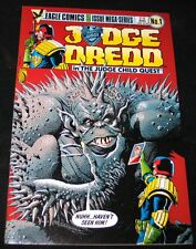 1984 Eagle JUDGE DREDD CHILD QUEST #1......VF+