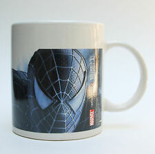 REDUCED 2007 SPIDERMAN Spider Man 3 MOVIE MARVEL SHERWOOD Mug Cup