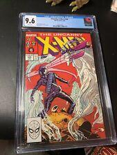 Uncanny X-Men  #230. Marvel Newsstand. 9.6 Cgc