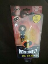 The Incredibles 2 Edna & Jack-Jack Figures New in Package