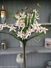 Unbranded Orchid Dried & Artificial Flower Bunches