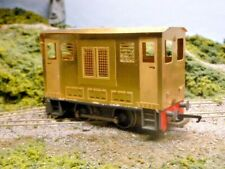 7MM NARROW GAUGE [HON30] ETCHED BRASS BOXCAB SUPERSTRUCTURE KIT for Hornby Ch.