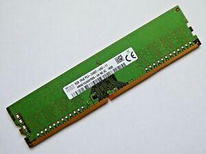 DESKTOP RAM - HYNIX 8GB   DDR4   PC4-2400T   PC4-19200   1Rx8   288PIN   NON ECC