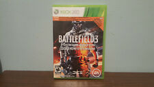 Battlefield 3 - Limited Edition (Microsoft Xbox 360, 2011) NO DLC