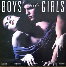 Bryan Ferry LP Boys And Girls - France (EX/EX)