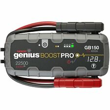 NOCO Genius Boost Pro GB150 4000A 12V Portable Lithium Car Battery Jump Starter