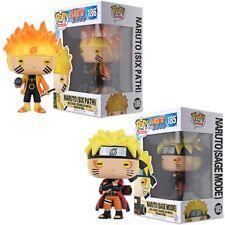 Naruto (Six Path) #186 Sage Mode #185 #186 Glow In The Dark Figure