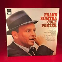 FRANK SINATRA Sings The Select Cole Porter 1975 UK Vinyl LP EXCELLENT CONDITION