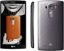 LG G4 H 815 32 GO GRIS TITANE NEUF SOUS BLISTER + verre trempé