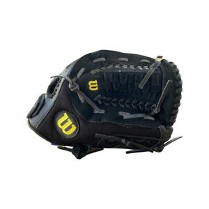 "Wilson A300 Youth Baseball Glove 12"" A0300 TR12 Leather RHT"