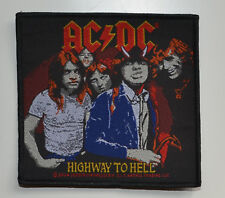 AC/DC - Highway To Hell - Patch - 9,3 cm x 9,7 cm - 164293