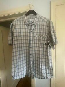 Men's Columbia XXL short sleeve button down shirt