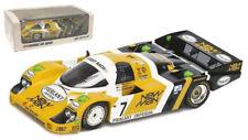 Spark 43LM84 Porsche 956 B  #7 'New Man Joest' Le Mans Winner 1984 - 1/43 Scale