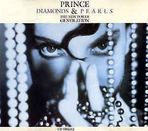 Prince & The New Power Generation  Diamonds & Pearls CD