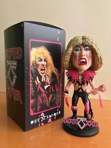 TWISTED SISTER- Stay Hungry. ( Dee Snider)  Deluxe Bobble-Head. FAN ART