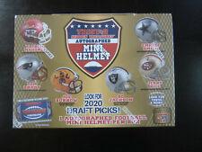 2020 Tristar Hidden Treasures Box Football Autograph Mini Helmet Sealed Mahomes