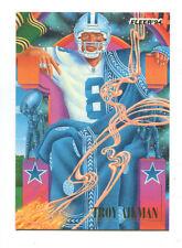 1994 Fleer Pro Vision #5 Troy Aikman Dallas Cowboys