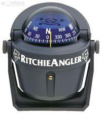RITCHIE - Kompass ANGLER RA-91 - anthrazith Rose blau Bügelm