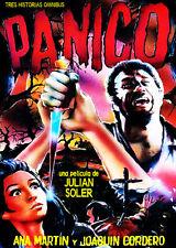 PANICO (1970) aka PANIC Mexican Horror Omnibus w/English subs UNCUT/ DVD NEW