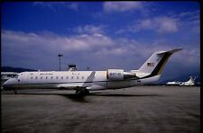Original colour slide CRJ 100 M47-01 of 2 Sqdn Royal Malaysian Air Force