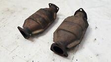 Katalysatoren Opel Senator B Omega A 2,6 L 12V 150PS C26NE 2 Stück
