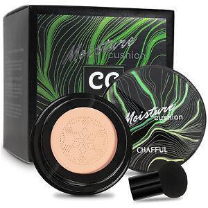 Mushroom Head Air Cushion BB CC Cream Concealer Foundations Moisturizing Makeup