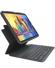 ZAGG - Pro Keys Wireless Keyboard and Detachable Case for Apple iPad Air 4th Gen
