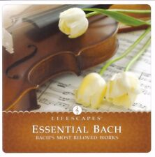 ESSENTIAL BACH (Lifescapes Music CD, 2013)