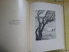 A.S. de LARRAGOITI   VISLUMBRES  POEMAS. Illustraciones de Maurice LALAU. 1939