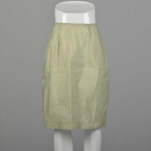 S 1960s Pastel Green Half Slip Vintage Lingerie Mint Nylon American Maid 60s VTG