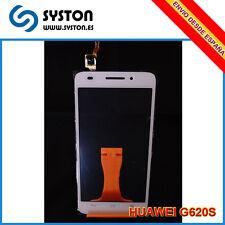 Pantalla Tactil Huawei G620S Blanco G620 S blanco táctil Touch Screen