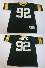 Youth Green Bay Packers Reggie White L (14/16) Vintage Jersey (Green) Logo 7 Jer