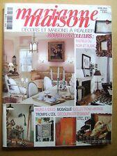 Magazine Marianne maison N° 70  /Z119