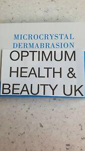 PROFESSIONAL QUALITY MICRODERMABRASION DIAMOND SET 3 wands 9 tips GENUINE UK