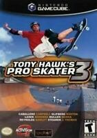 Tony Hawk's Pro Skater 3 - Nintendo Gamecube Game Authentic