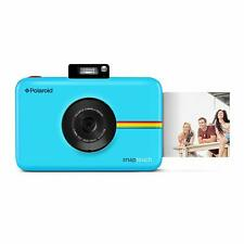 Polaroid Snap Touch Digital Instant Camera with Zip Instant Mobile Printer *NEW*