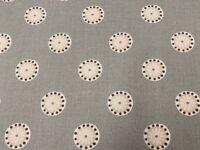 Sala Panama Cotton  Duckegg 140cm wide  Oslo Collection Curtain/Craft Fabric
