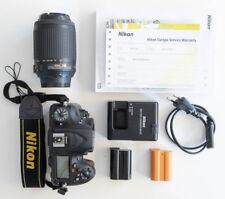 Nikon D7100 OVP 24.1 MP DSLR Spiegelreflexkamera