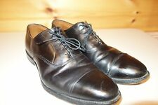 Allen Edmonds Park Avenue Black Dress Oxford Shoes 11.5 D Made USA