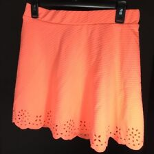 Children Girls Clothing Kid Skirt Size XL (16) Brand Stoosh Kohls Color Orange