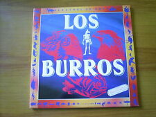 LOS BURROS Rebuznos de amor SPANISH DOUBLE LP GRABACIONES ACCIDENTALES 1988