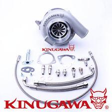 "Kinugawa Ball Bearing Turbo 4"" Anti Surge GTX3071R 60mm w/ .73 3 Bolt External"