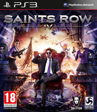 Saints Row IV PS3 Playstation 3 DEEP SILVER