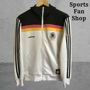 Deutschland 1980 Size S Germany reproduction by Adidas Originals jacket football
